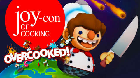 The Joy-Con of Cooking with Joey and Jean Luc
