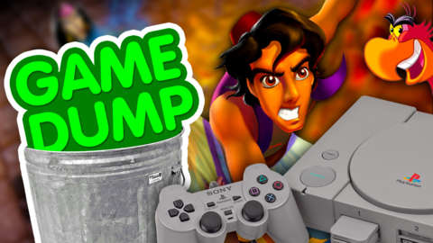 Passing Down Judgement on PS1 Disney Games - Game Dump
