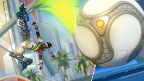 Overwatch Summer Games Are Back! Lootbox Opening and Lucioball Live