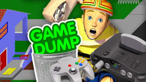 We Try To Put Paperboy 64 Out of Business - Game Dump