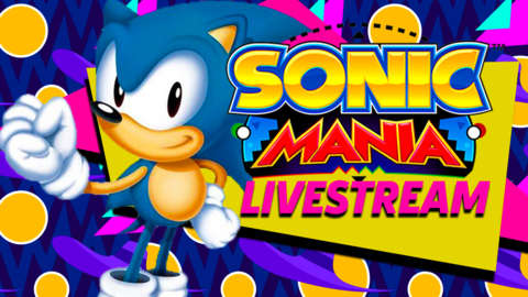 We Return To The 90's With Sonic Mania