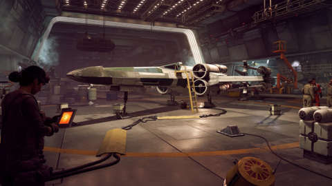 Star Wars: Squadrons Launch Day Livestream
