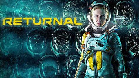 Returnal Opening Gameplay Livestream