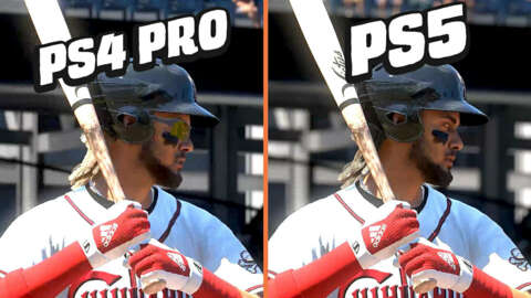 MLB The Show 21 | PS4 Pro Vs PS5 Graphics and Loading Comparison