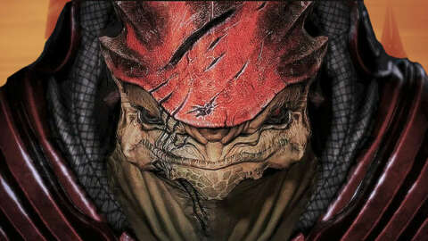 Mass Effect Lore: Krogan And The Genophage