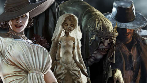 Resident Evil Village Lore - The Lords
