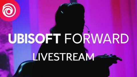 Ubisoft Forward June 2021 Live