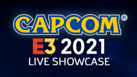 Capcom E3 2021 Showcase Livestream