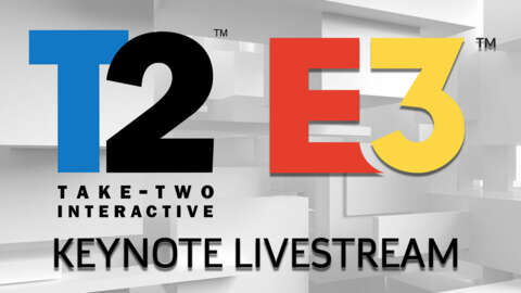 Take 2 Interactive E3 2021 Keynote Live | Play For All