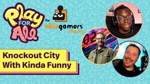 Knockout City With Kinda Funny