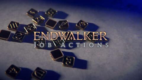 Final Fantasy XIV Online Endwalker Job Actions Trailer