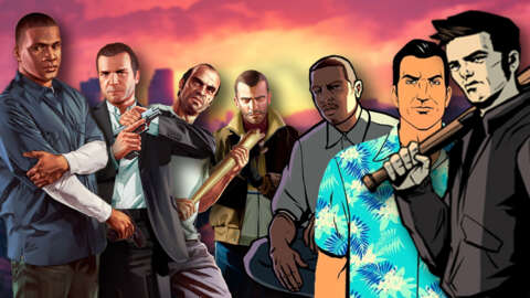 GTA Games Ranked Worst to Best