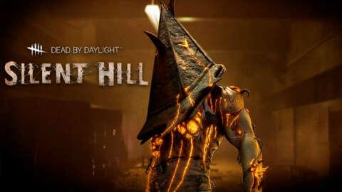 Dead by Daylight x Silent Hill - James Sunderland & Pyramid Blight Trailer