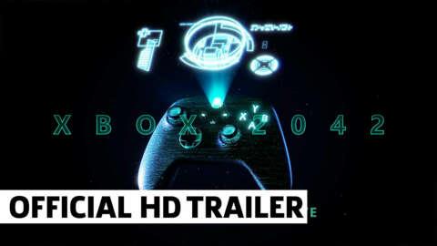 Xbox 2042 - Imagine the Future of Gaming