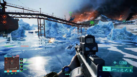 Battlefield 2042 Gameplay - First Look At Renewal, Breakaway and Discarded Maps
