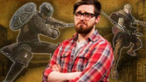 Feedbackula - Dark Souls II Graphical Grumble