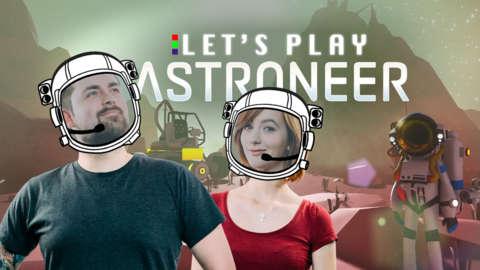 PLANET ZIGGY - Astroneer Let's Play