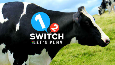 1-2 Switch's 5 Strangest Games - Let's Play 1-2-Switch