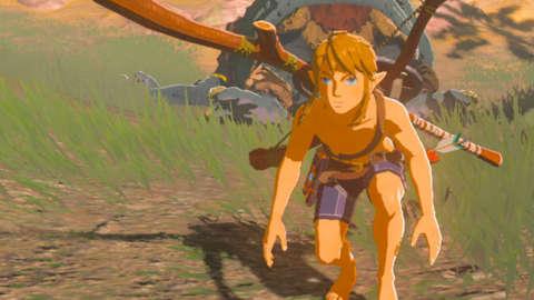 Zelda's Hidden Survival Island - Zelda: Breath Of The Wild Let's Play