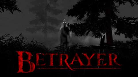 House of Horrors - Betrayer Brings Black & White Terrors!