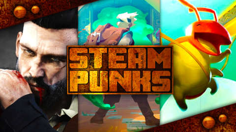Vampyr Doesn't Suck, Neither Do These Other Steam New Releases   Best PC Games - Steam Punks