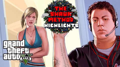 GTA V Gameplay - The Shaun Method Highlights