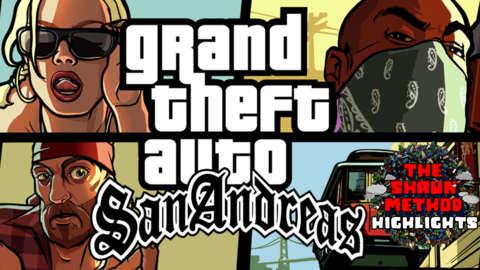 Grand Theft Auto: San Andreas Gameplay - The Shaun Method Highlights