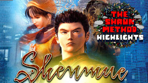 Shenmue Gameplay - The Shaun Method