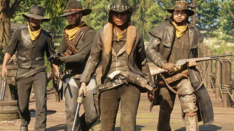 Red Dead Redemption 2's Latest Weekly Update Dishes Out Double Rewards For All Roles