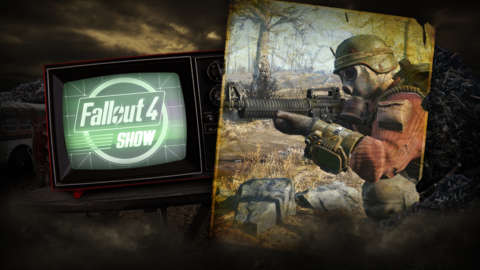 Fallout 4 Mod of the Week: M2216 Assault Rifle - Fallout 4 Show