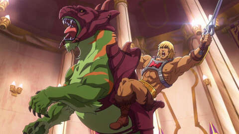 Netflix's Masters Of The Universe: Revelation Images Will Transport You Back To The '80s