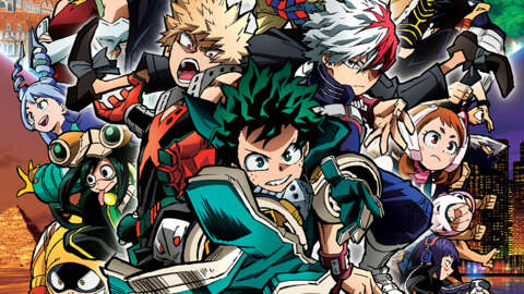 My Hero Academia: World Heroes' Mission Smashes Its Way To The United States Theaters This Fall
