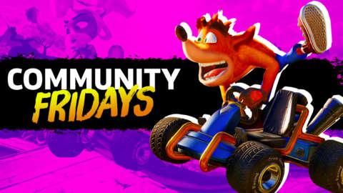 Can You Beat Us At Crash Team Racing? | GameSpot Community Fridays