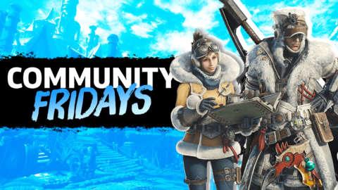Monster Hunter Fridays Returns With Iceborne! | GameSpot Community Fridays
