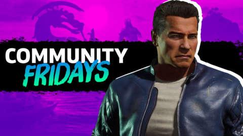 Fight Us In Mortal Kombat 11 (PS4) | GameSpot Community Fridays