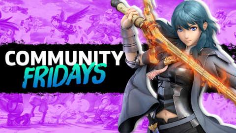 Challenge Us At Smash Bros Ultimate! | GameSpot Community Fridays