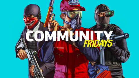 Come Play Grand Theft Auto Online With Us (PC) | GameSpot Community Fridays