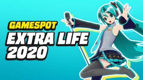 GameSpot Extra Life 2020 | Michael Higham & Friends