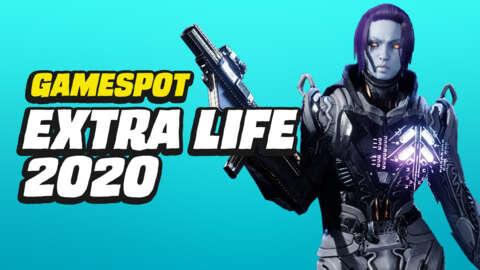 GameSpot Extra Life 2020 | Destiny 2 Deep Stone Crypt Raid