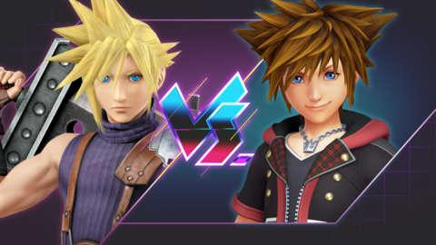 Kingdom Hearts Vs. Final Fantasy | Versus