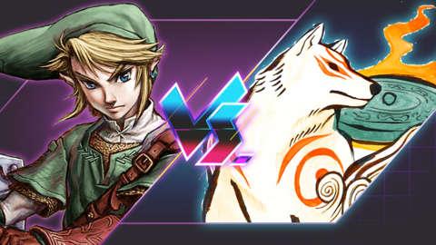 Okami vs. Zelda: Twilight Princess | Versus
