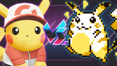 Pokemon Let's Go Vs. Traditional Pokemon Games | Versus