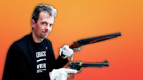 Firearms Expert Reacts To Fallout: New Vegas' Guns