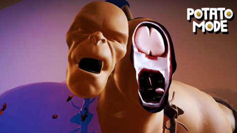 Mortal Kombat X's Ultra-Low Graphics Get Family Friendly   Potato Mode
