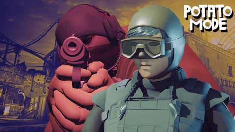 Rainbow Six Siege's Graphics Go Under The Knife   Potato Mode