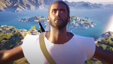 Assassin's Creed Odyssey's Graphics Get Smashed And Mashed   Potato Mode