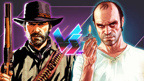 Red Dead Redemption 2 Vs. Grand Theft Auto V | Versus