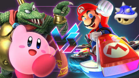 Super Smash Bros. Ultimate Vs. Mario Kart 8 Deluxe -- Which Is The Best Multiplayer Nintendo Switch Game? | Versus