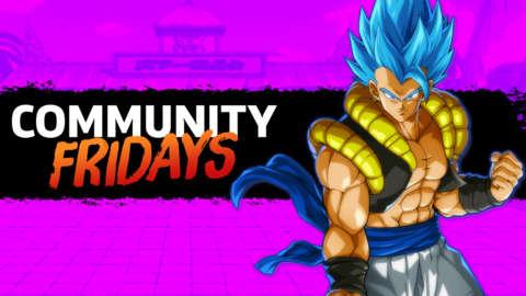 SSGSS Gogeta Showdown In Dragon Ball FighterZ! | GameSpot Community Fridays