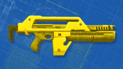 How Aliens' Iconic Pulse Rifle Was Created  - Loadout